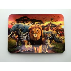 "4 3/4""x 6 7/8"" Utility Tray/ Award Plaque with a Full color, sublimated imprint. Made in the USA"